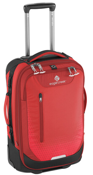 Eagle Creek Expanse International Carry-On Trolley volcano red
